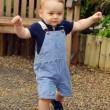 Principe George cammina: William e Kate Middleton diffondono FOTO