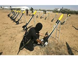 Razzi a Gaza