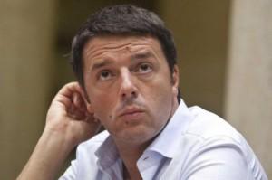 """Matteo Renzi si arrende ai numeri: """"Non cresceremo dello 0,8%"""""""