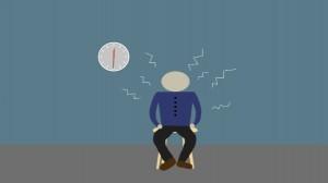 Meglio prendersi una scossa elettrica che stare senza far niente: studio choc