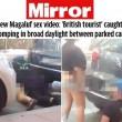 Magaluf, sesso tra auto parcheggiate a Palma di Maiorca: nuovo video hard