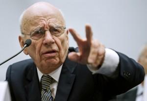 """Il Giornale: """"Rupert Murdoch torna squalo e gli investitori si ribellano"""""""