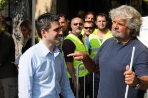 M5s, Pizzarotti non più ribelle: il sindaco benedice Di Maio sul blog e Grillo lo riabilita