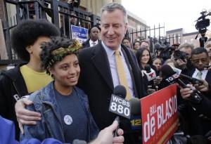 """""""De Blasio in Italia? 9 giorni sono troppi"""": sindaco di New York criticato"""