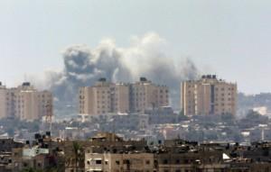 """Israele: """"Cessate il fuoco da domani"""". Peres si scusa per i 4 bambini uccisi"""