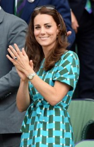 Kate Middleton (foto Lapresse)