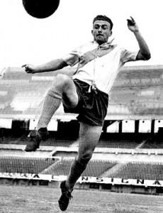 Alfredo Di Stefano ai tempi del River Plate