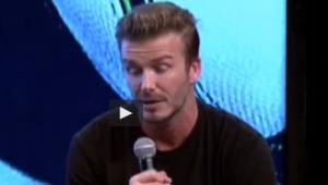 """Germania-Argentina, chi vincerà? Beckham: """"3-1 per l'Argentina"""" VIDEO"""