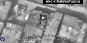 """Gaza, la telefonata dell'esercito israeliano: """"Tra 5 minuti colpiremo"""" VIDEO"""