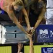 Europei nuoto: una super Federica Pellegrini trascina 4x200 sl all'oro07
