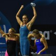 Europei nuoto: una super Federica Pellegrini trascina 4x200 sl all'oro04