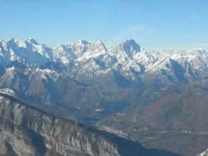 Pordenone, tre ragazzi dispersi sulle montagne della Valcellina