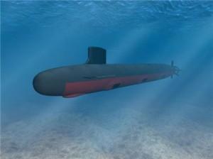 Il super sottomarino che in 2 ore potrebbe attraversare tutto il Pacifico