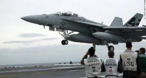 Siria, aerei Usa in ricognizione. Bombardamenti sempre più imminenti