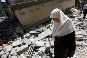 Gaza, raid sul campo profughi di Nuseirat: 3 morti e 5 feriti