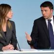 Matteo Renzi e Maria Elena Boschi. Secondo i gossip voi due altro che politica