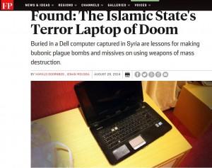 Foreign Policy: l'Isis prepara arma batteriologica con peste bubbonica