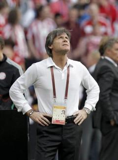 Gabriele Oriali team manager della nazionale. Battuti Paolo Rossi e Altobelli