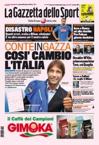 """Antonio Conte: """"Nazionale come un club. Balotelli? Conta più l'uomo..."""""""