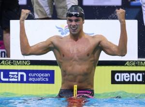 Gregorio Paltrinieri, bis d'oro. Dopo i 1500 vince anche gli 800 sl