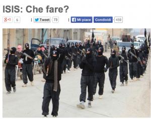 """Alessandro Di Battista (M5s): """"Isis? Terrorismo unica arma per chi si ribella"""""""