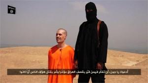 Isis, il boia di James Foley è inglese e si fa chiamare John