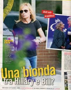 """Julie McMahon è l'amante di Bill Clinton? 54 anni, divorziata, detta """"Energiser"""""""