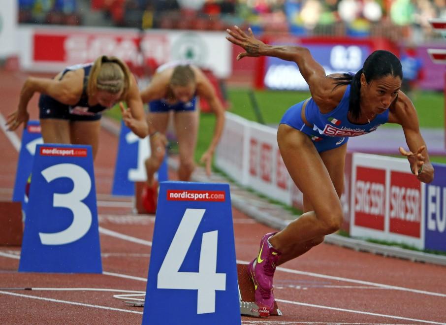 Libania Grenot medaglia d'oro nei 400 metri agli Europei di Zurigo