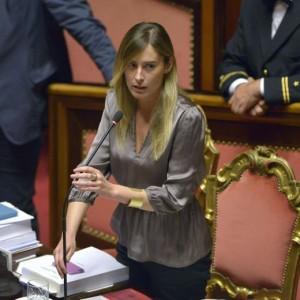 """Maria Elena Boschi: """"Governo resta aperto al dialogo su alcuni temi"""""""