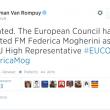 Federica Mogherini candidata a Lady Pesc: intesa raggiunta secondo fonti Ue