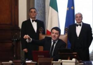 """Matteo Renzi al Financial Times: """"Decido io le riforme, non Ue, Bce e Troika"""""""