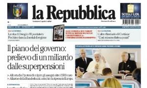 """""""Superpensioni!"""" a 3500 netti.. Demagogia fa i titoli ma (forse) non fa la legge"""