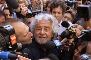 """Beppe Grillo: """"Ci prendiamo il Circo Massimo anche senza permesso"""""""