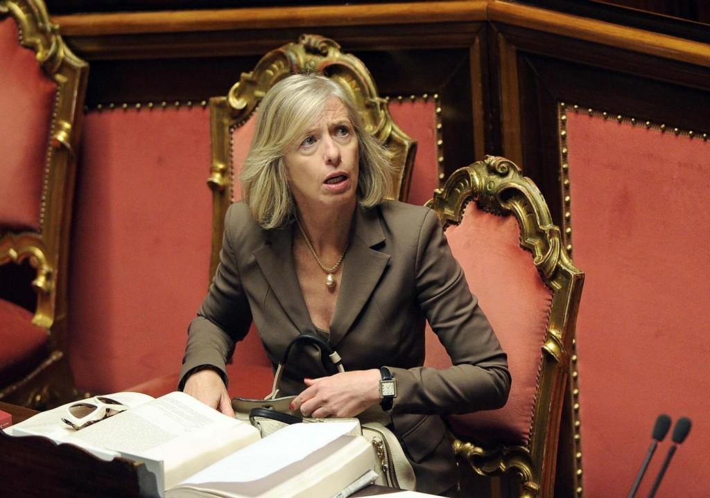 Stefania Giannini MINISTRA della Res Publica - la COSA PUBBLICA