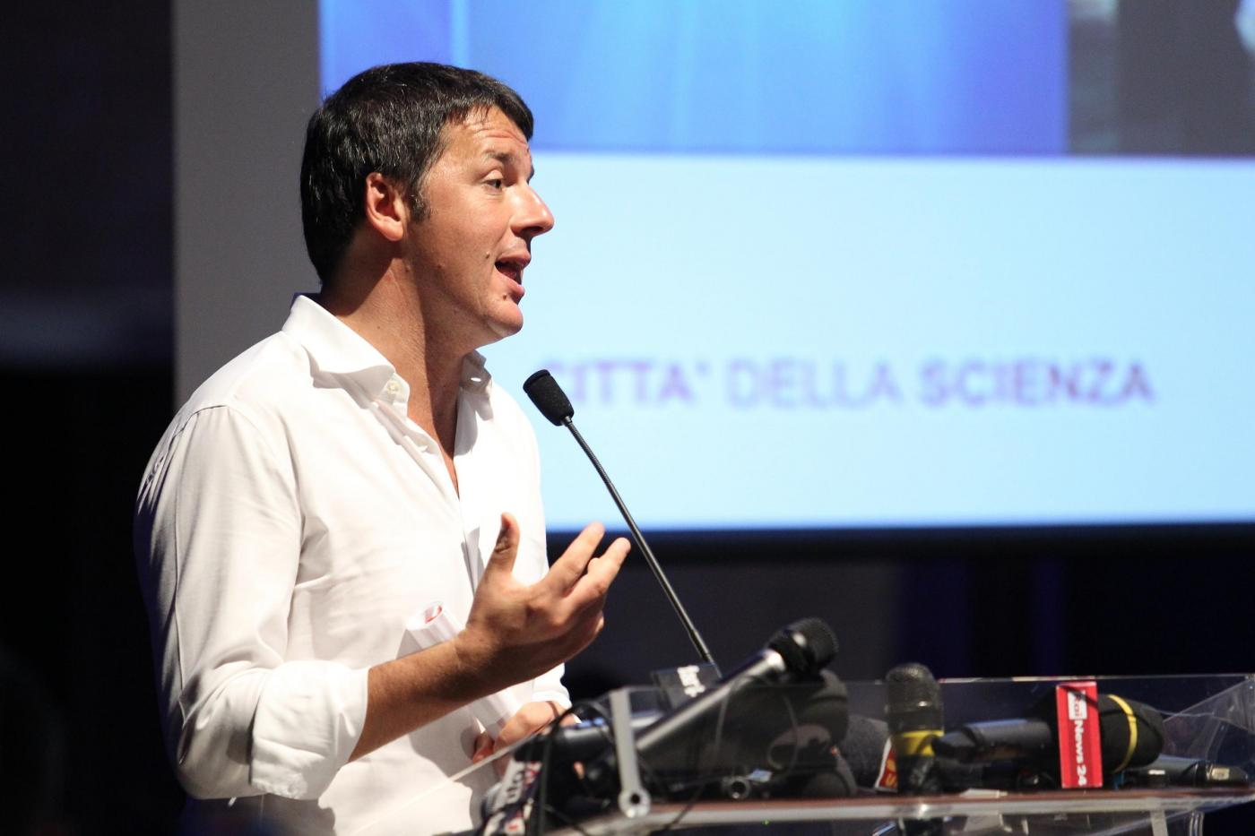 Matteo renzi bene draghi flessibilit per chi fa le for Chi fa le leggi in italia