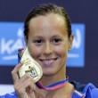 Federica Pellegrini, oro nei 200 stile libero agli Europei di Nuoto VIDEO