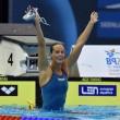 Europei di nuoto: Pellegrini-Cagnotto-Dallapè, l'oro azzurro è donna