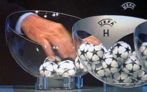 Sorteggi Champions League: le possibili avversarie di Juve e Roma