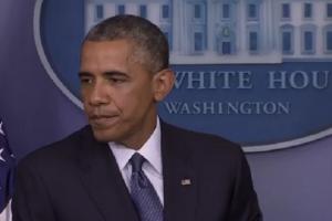 """Obama: """"Non torneremo in Iraq ma non possiamo fare finta di niente"""""""