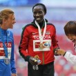 Europei atletica, Valeria Straneo argento nella maratona femminile 2
