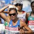 Europei atletica, Valeria Straneo argento nella maratona femminile 3