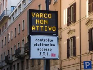 Roma, permessi Ztl per Vaticano e Forze dell'Ordine