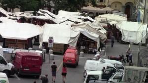 """Firenze, Il Giornale: """"Lo scandalo dei cassonetti interrati in San Lorenzo"""""""