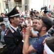 Napoli, corteo per Davide Bifolco. Carabiniere si toglie il cappello 21