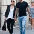 Wanda Nara e Mauro Icardi, shopping a Milano01