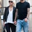 Wanda Nara e Mauro Icardi, shopping a Milano03