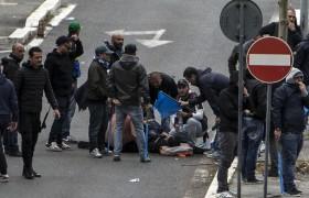 Sangue di De Santis su cappello di Ciro Esposito<br /> Sparò dopo essere stato già aggredito e ferito?