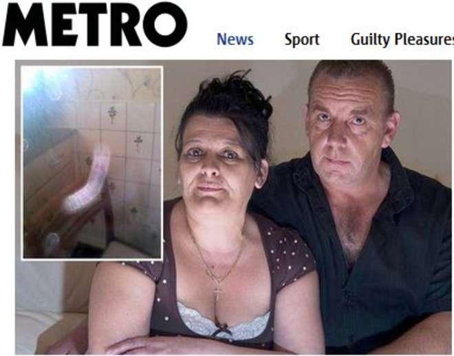 """Fantasma fa sesso con la moglie. """"Il nostro matrimonio è in crisi"""""""