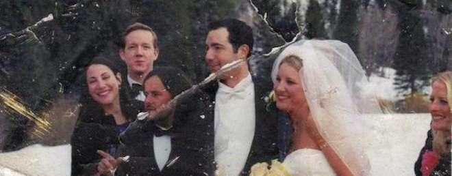 Foto di nozze tra le macerie delle Torri Gemelle: dopo 13 anni trova gli sposi