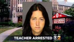 Professoressa fa sesso con 3 alunni 15enni nell'auto davanti scuola, arrestata